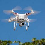 Riprese e fotografie aeree con drone