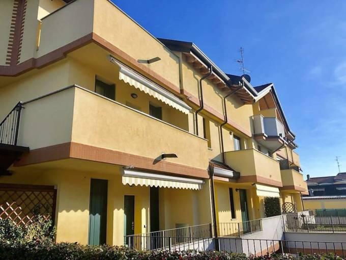 Climatizzazione - Appartamento 4 locali con giardino in vendita a Carnate - Monza e Brianza - 3