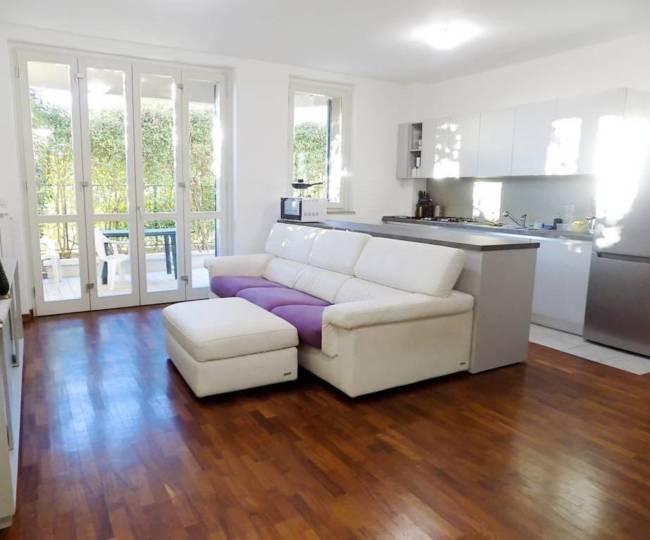 Climatizzazione - Appartamento con giardino in vendita a Lesmo - Monza e Brianza - 3