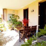 Appartamento con giardino in vendita a Masate