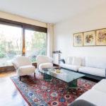 Appartamento con giardino privato in vendita a Lesmo