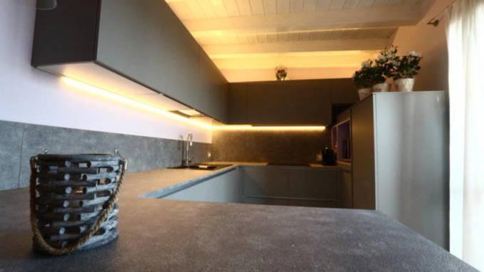 Climatizzazione - Appartamento ultimo piano con terrazzo in vendita a Correzzana - Monza Brianza - 3