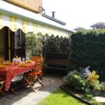 Casa in vendita con giardino in Cavenago Brianza