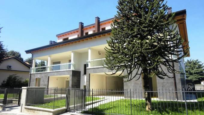 Climatizzazione - Case in vendita con terrazzo a Burago di Molgora in Brianza - Monza Brianza - 3