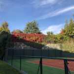 Lesmo appartamento con piscina tennis