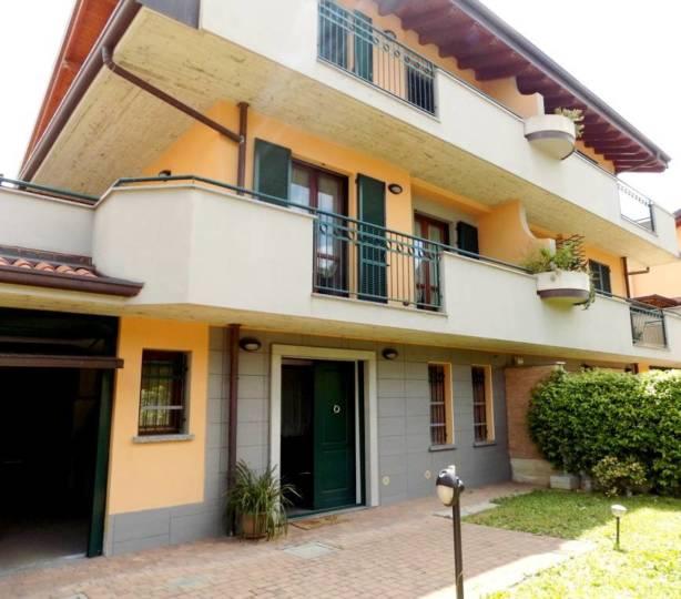 Climatizzazione - Villa accogliente e curata in vendita a Cornate d'Adda in Brianza - Monza Brianza - 1