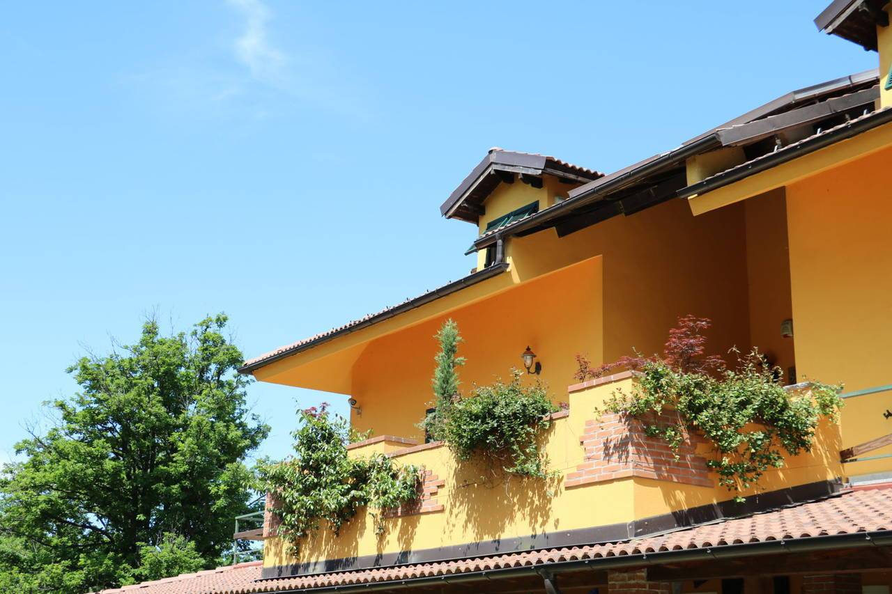 Villa con parco in vendita a Ovada - Alessandria - 21