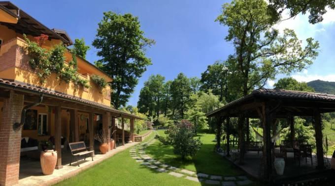 Villa con parco in vendita a Ovada - Alessandria - 3