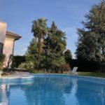 Protetto: Villa con piscina in vendita a Concorezzo