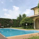 Villa con piscina in vendita a Mezzago in Brianza