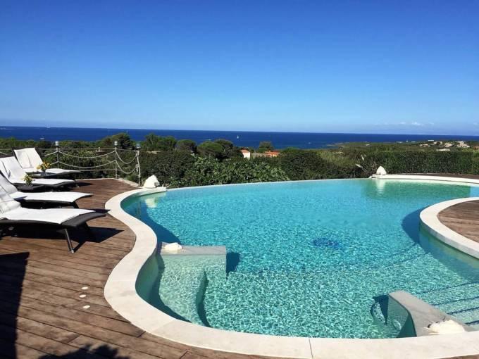 Piscina - Villa con piscina in vendita a Stintino - Sassari - 3