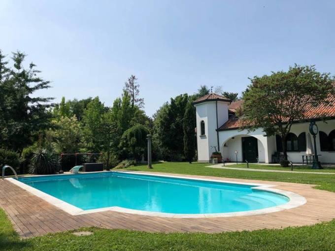 Piscina - Villa di lusso in vendita a Casatenovo in Brianza - Lecco - 3