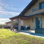 Villa di testa in vendita a Sulbiate giardino 1.660 mq