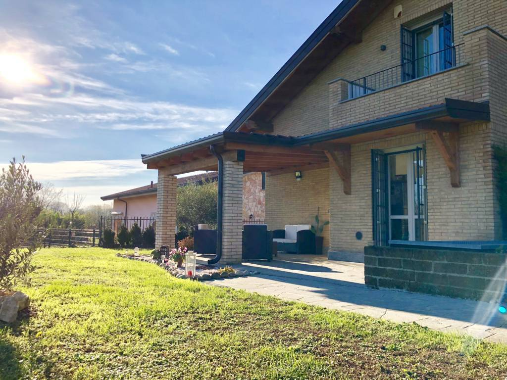 Climatizzazione - Villa di testa in vendita a Sulbiate giardino 1.660 mq - Monza e Brianza - 3