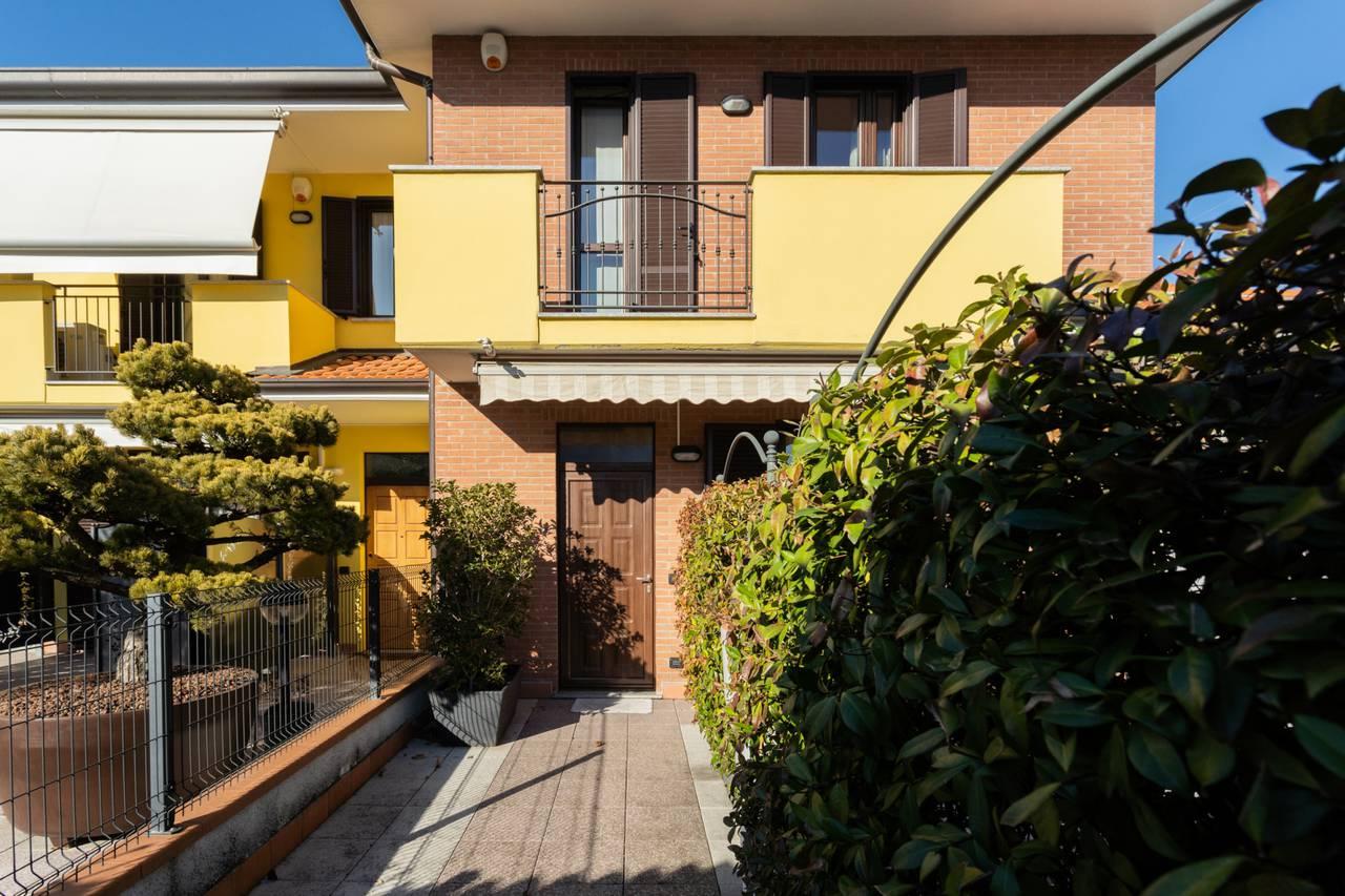 Climatizzazione - Villa in vendita Agrate Brianza - Monza e Brianza - 3