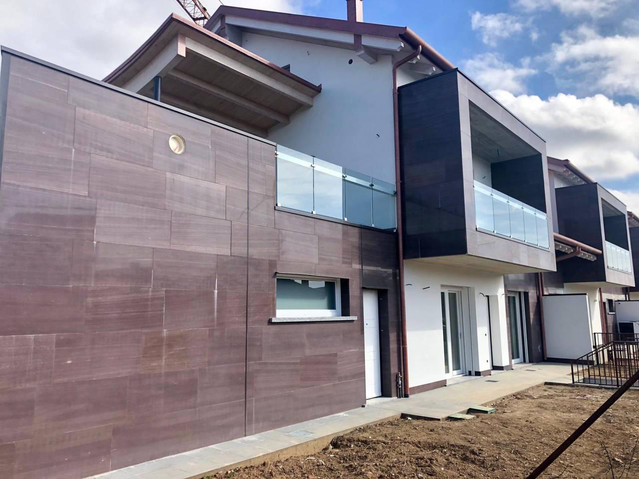 Fotovoltaico - Villa nuova costruzione in vendita a Bernareggio - Monza e Brianza - 3