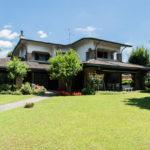Villa singola con grande giardino in vendita a Bellusco
