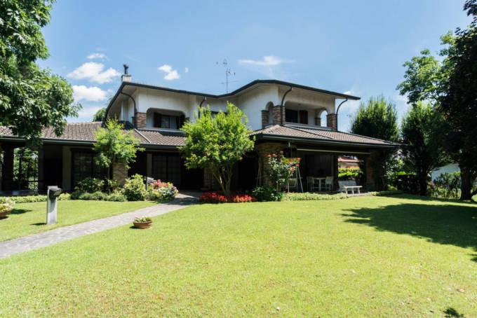 Villa singola con grande giardino in vendita a Bellusco - Monza e Brianza - 3