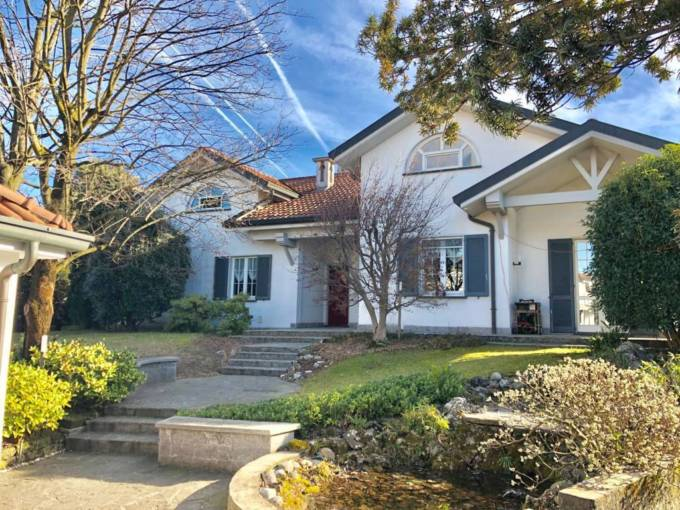 Villa singola in vendita a Vimercate Oreno - Monza e Brianza - 3