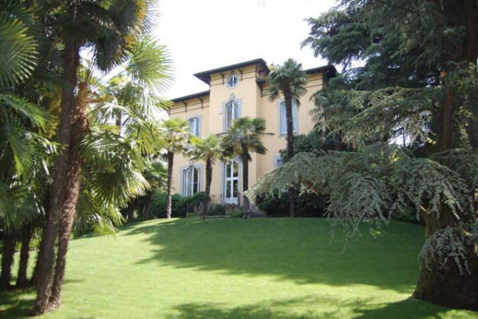 Di pregio - Villa singola liberty con dependance in vendita a Merate - Lecco - 3