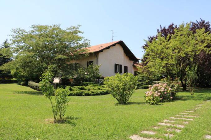 Climatizzazione - Villa singola signorile in vendita a Busnago in Brianza - Monza e Brianza - 3