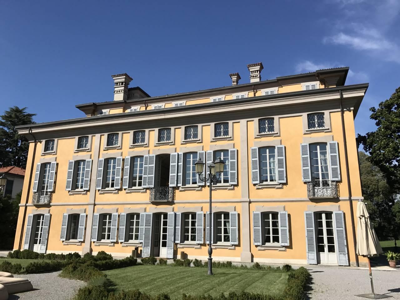 Villa d'epoca in vendita a Trezzo sull'Adda