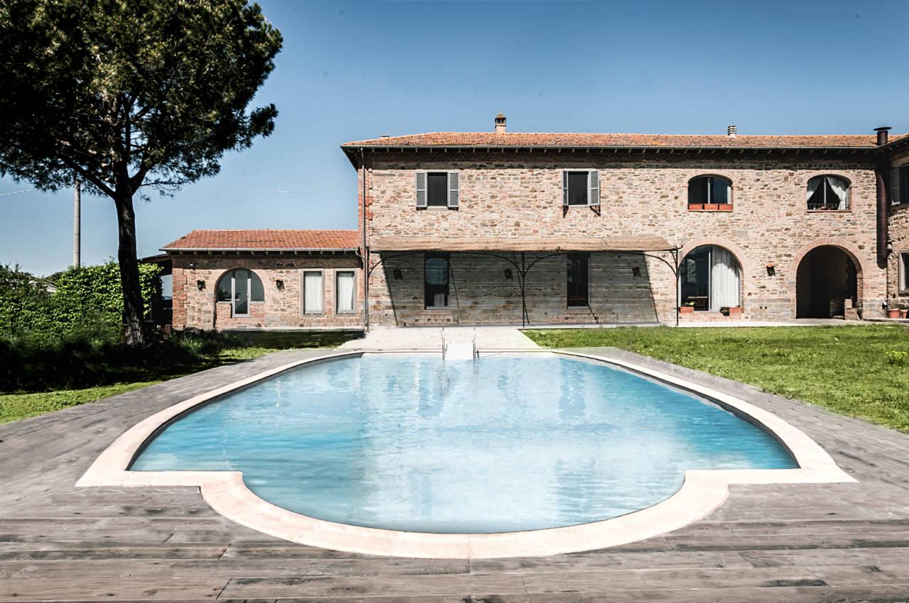 Casale in Toscana Val di Chiana in vendita (16)