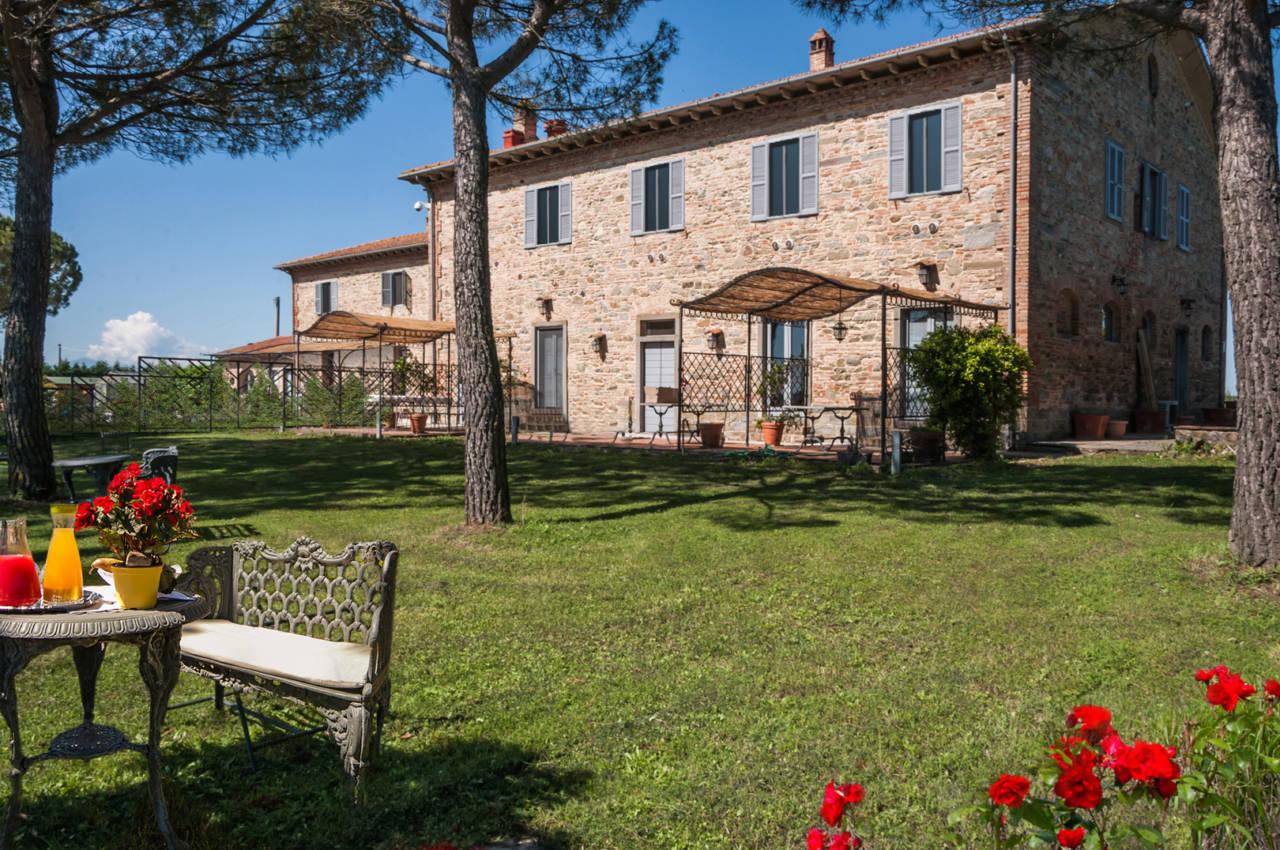 Casale in Toscana Val di Chiana in vendita (17)