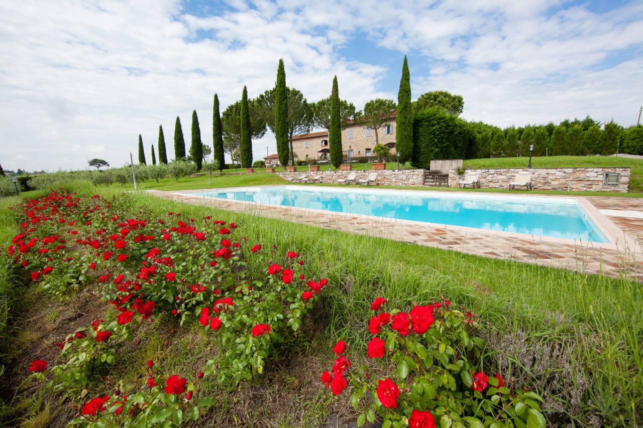 Casale in Toscana Val di Chiana in vendita (19)
