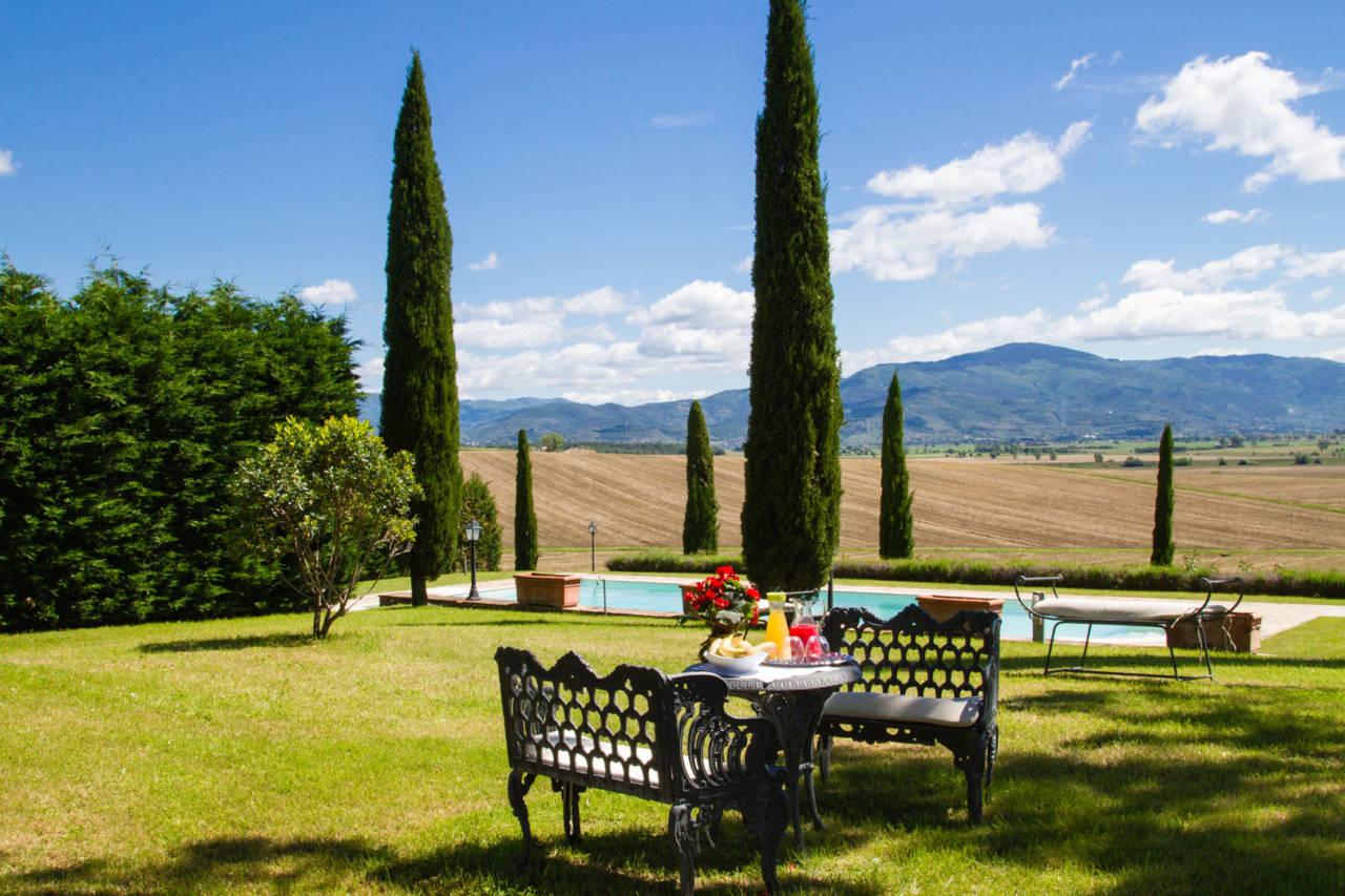 Casale in Toscana Val di Chiana in vendita (23)
