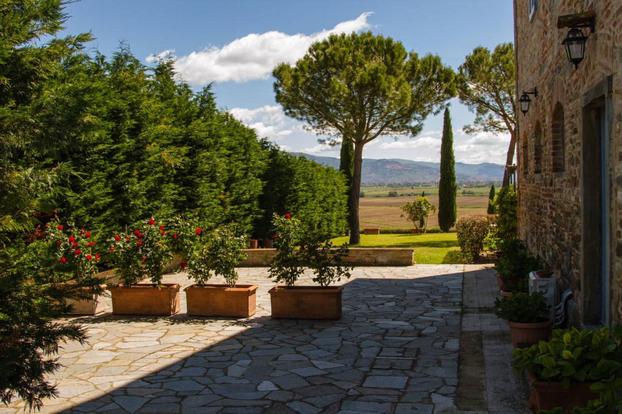 Casale in Toscana Val di Chiana in vendita (24)