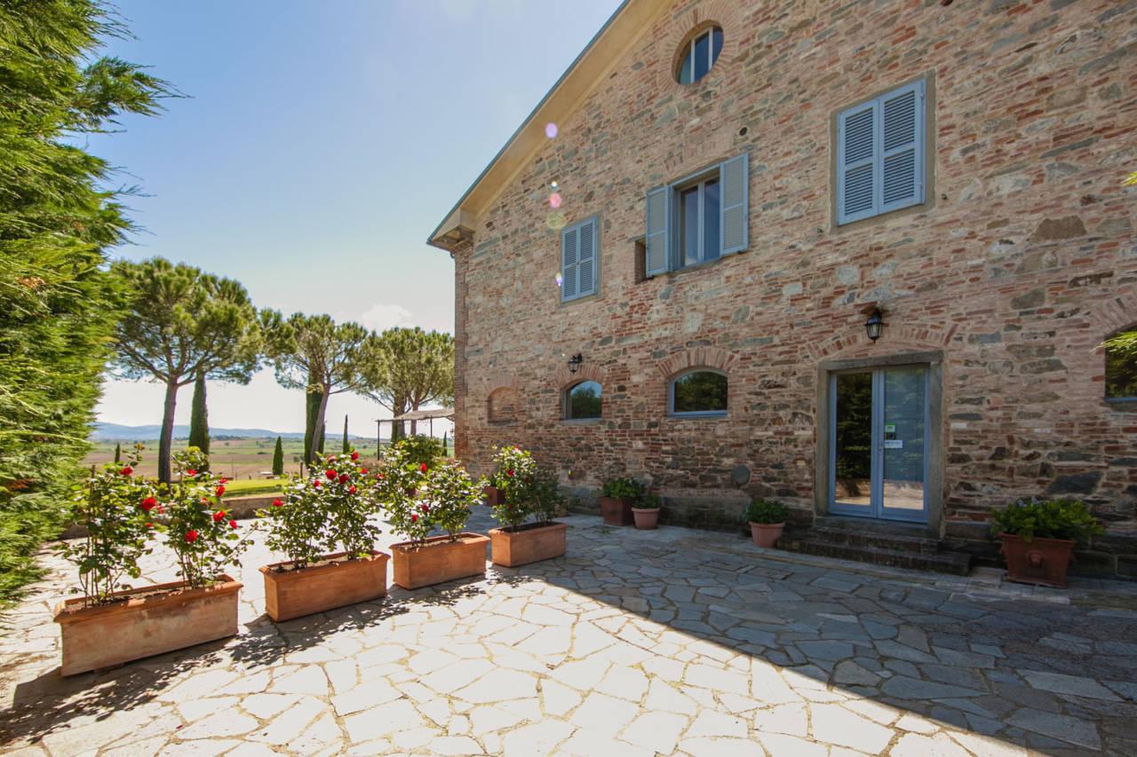 Casale in Toscana Val di Chiana in vendita (27)