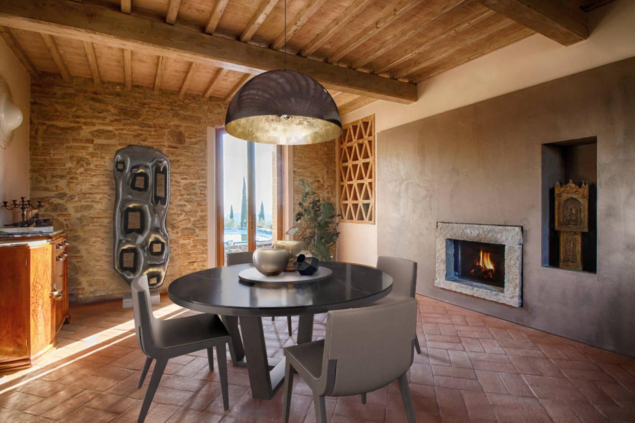 Casale in Toscana Val di Chiana in vendita (28)