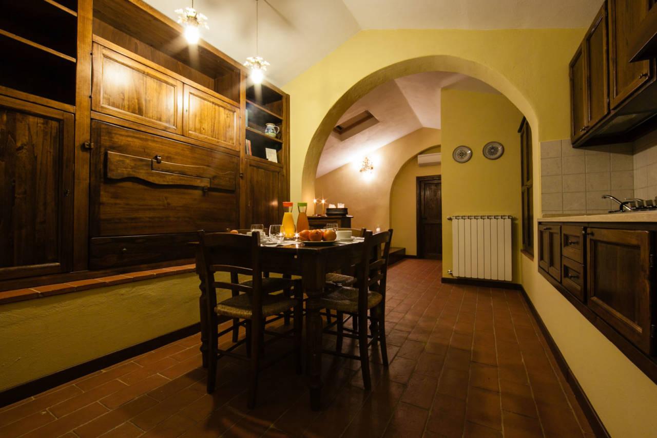 Casale in Toscana Val di Chiana in vendita (3)