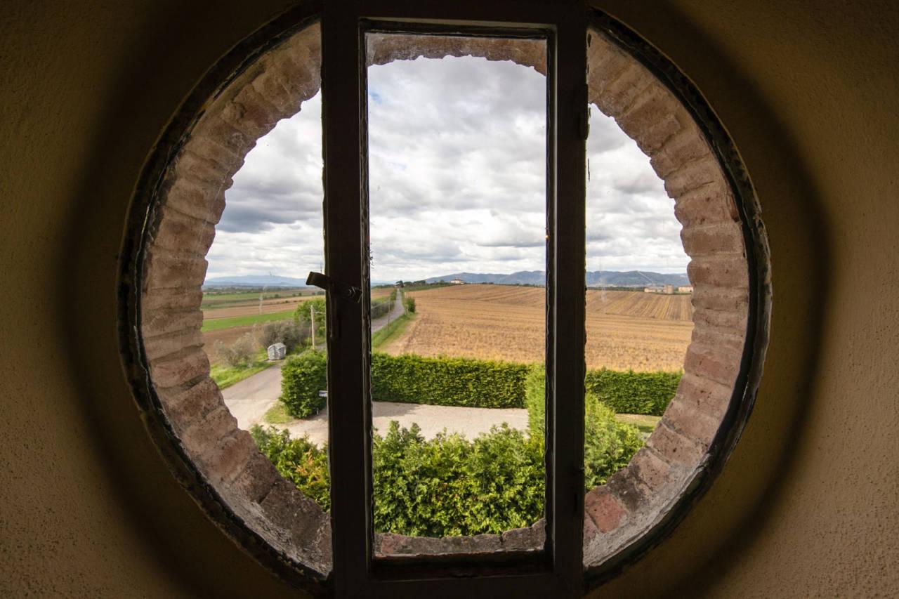 Casale in Toscana Val di Chiana in vendita (5)