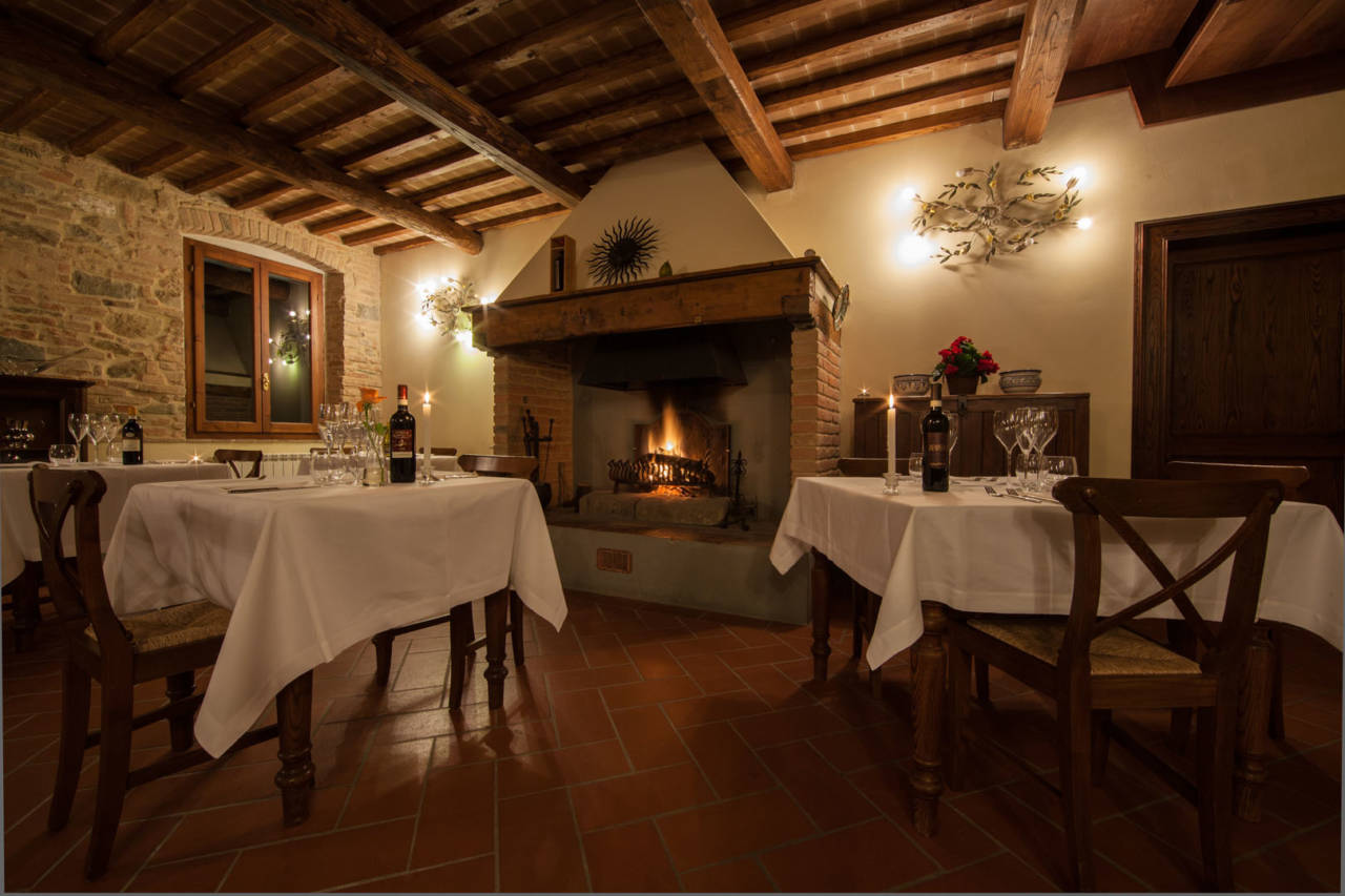 Casale in Toscana Val di Chiana in vendita (9)