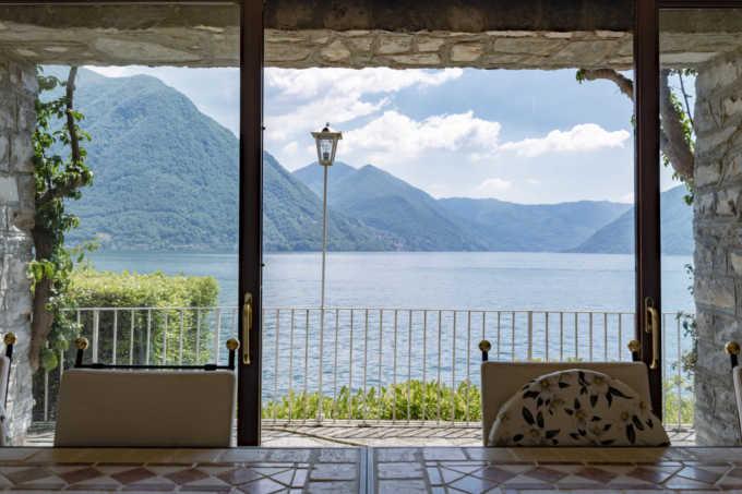 Villa in vendita Argegno Lago di Como