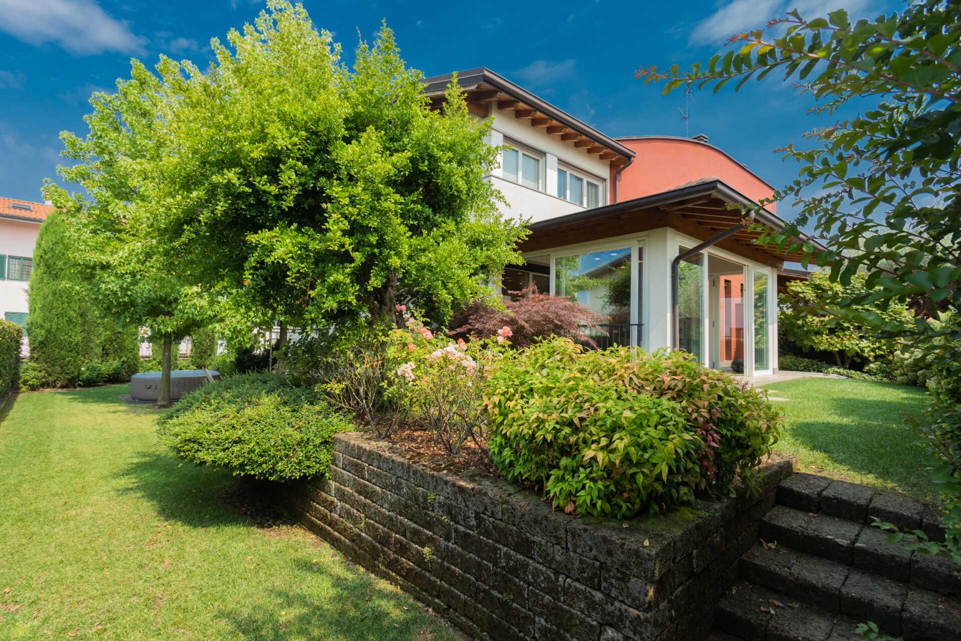 Villa in vendita a Busnago (52)
