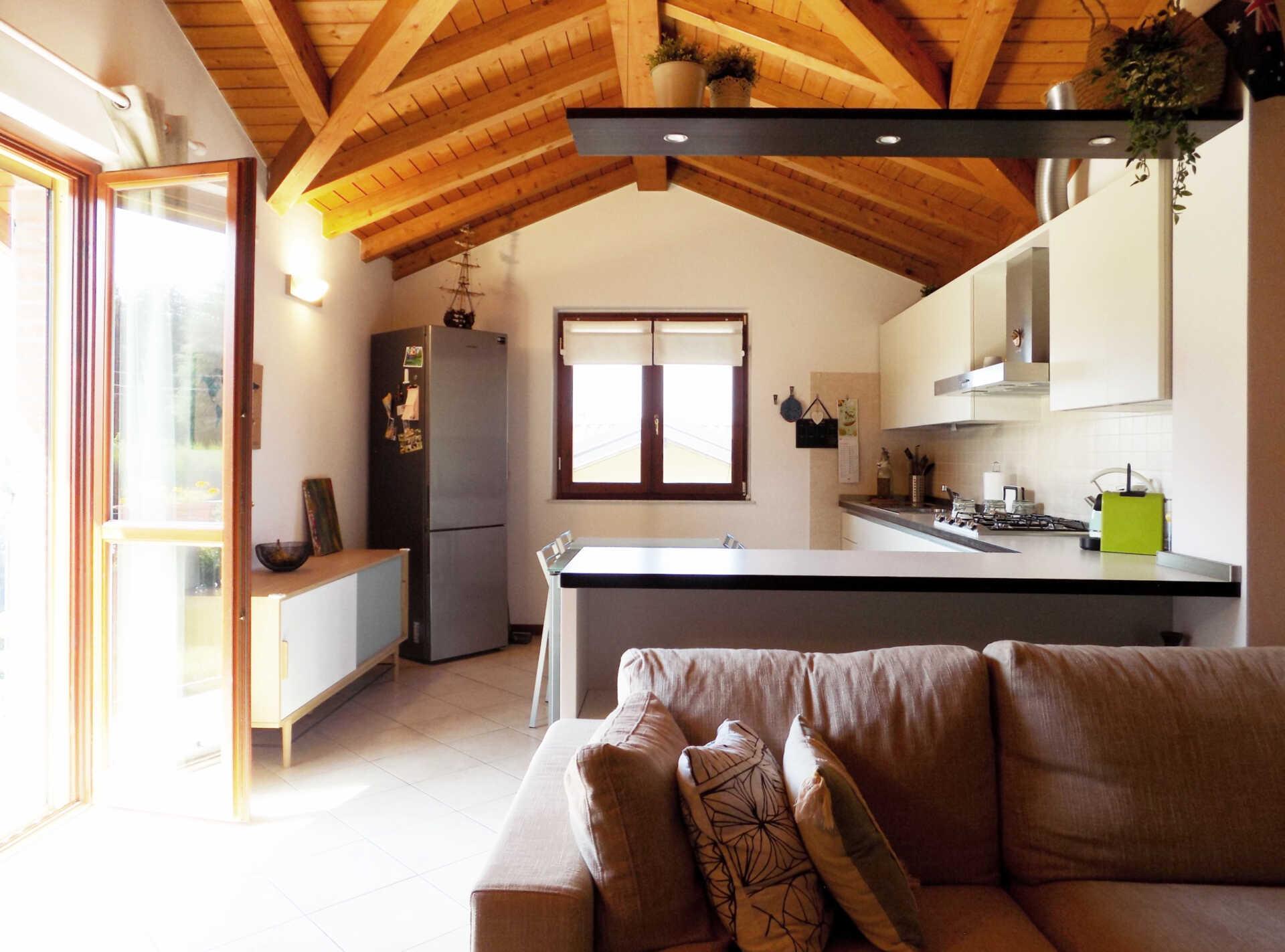 Appartamento ultimo piano in vendita a Calco (24)