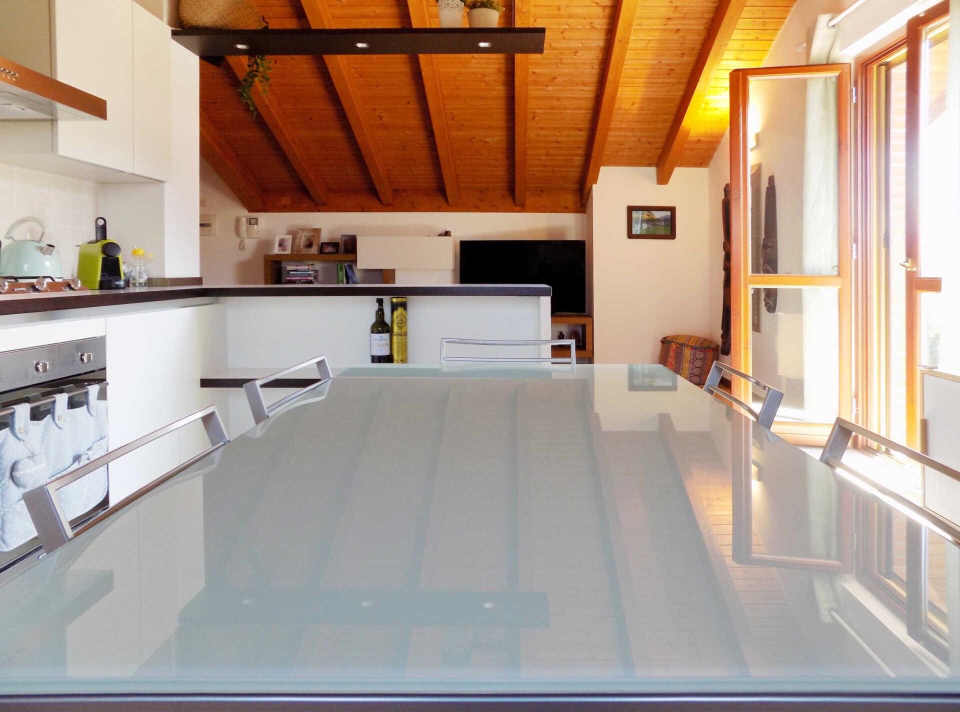 Appartamento ultimo piano in vendita a Calco (29)