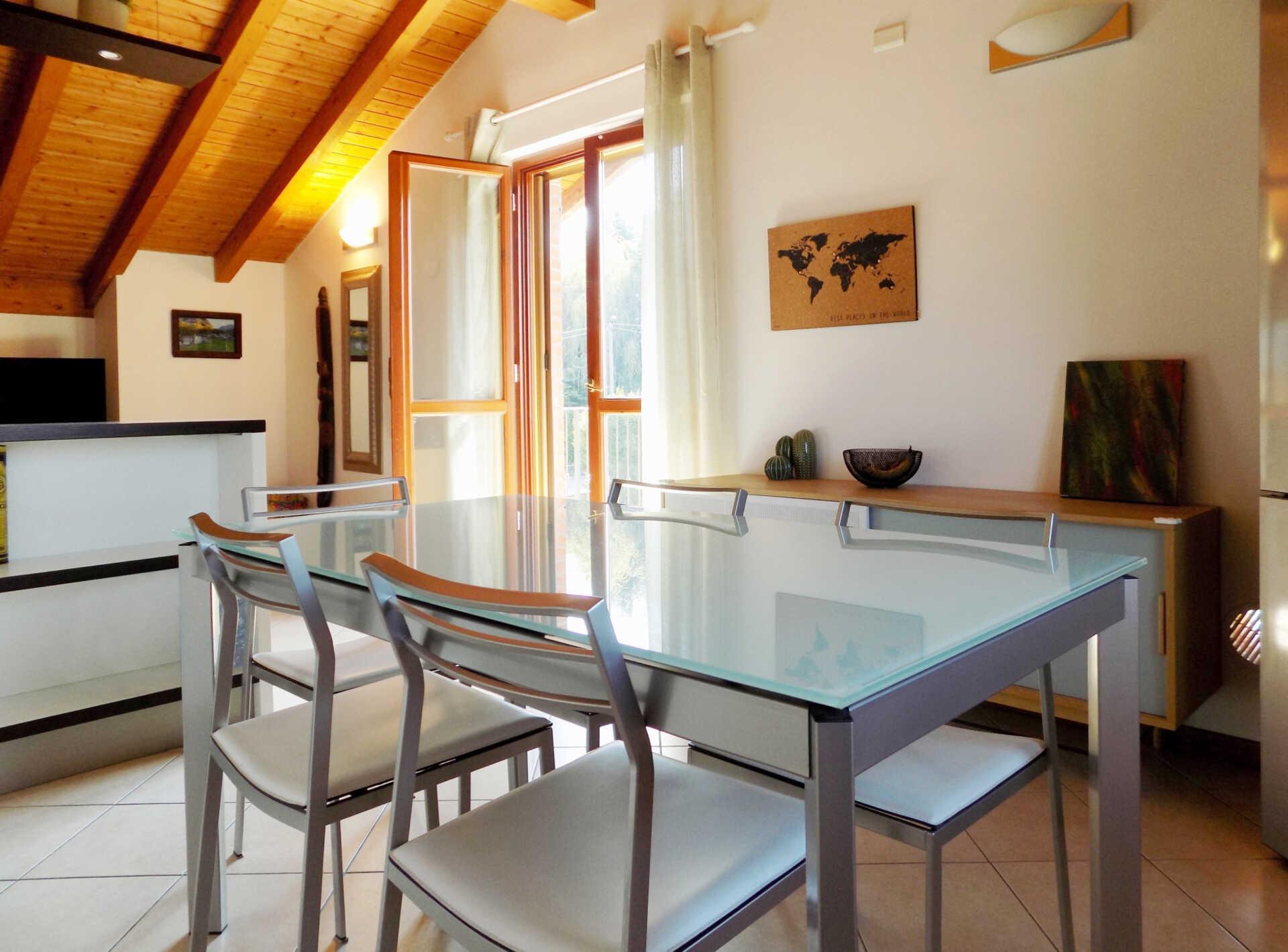 Appartamento ultimo piano in vendita a Calco (30)