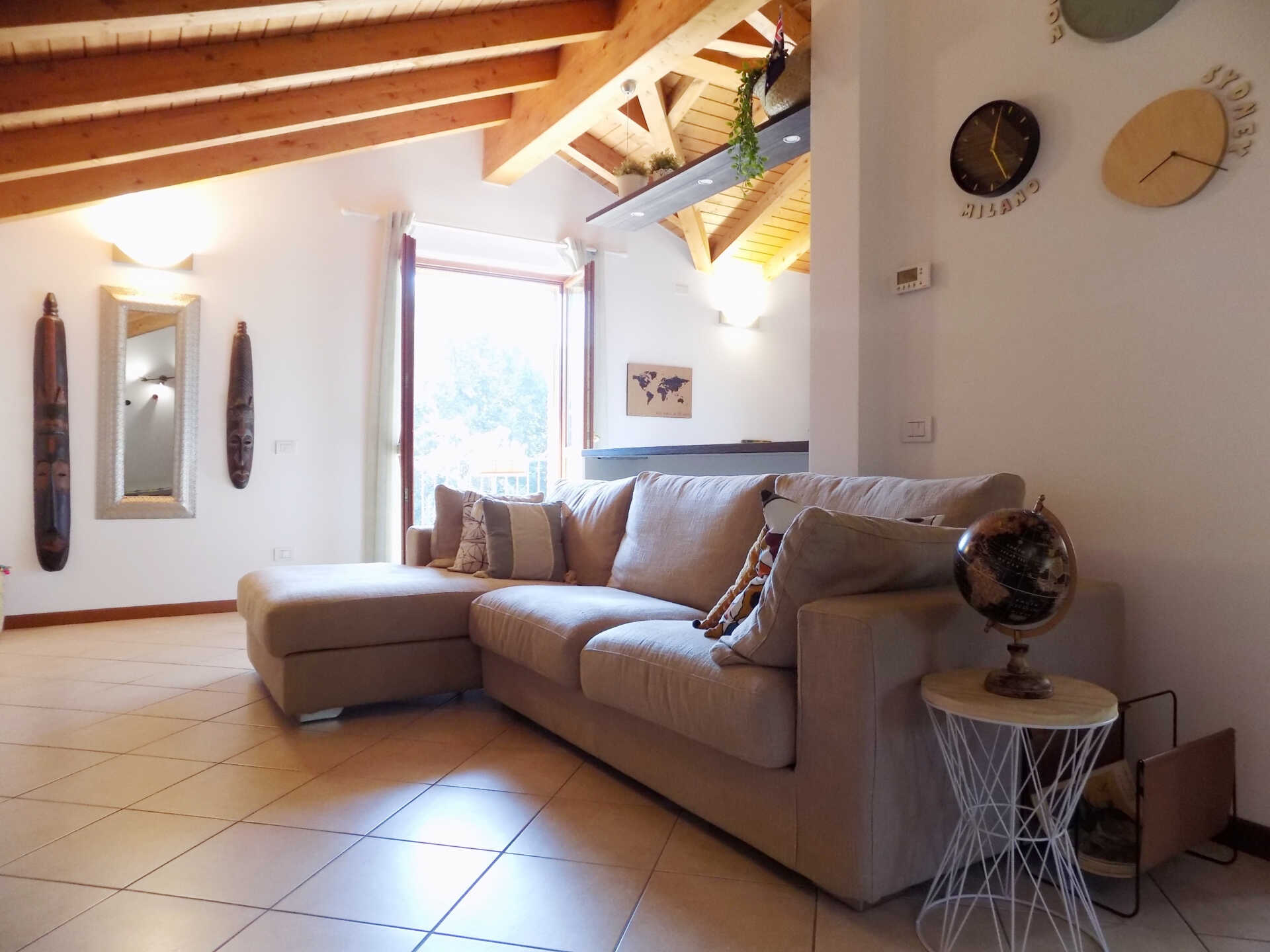Appartamento ultimo piano in vendita a Calco (7)