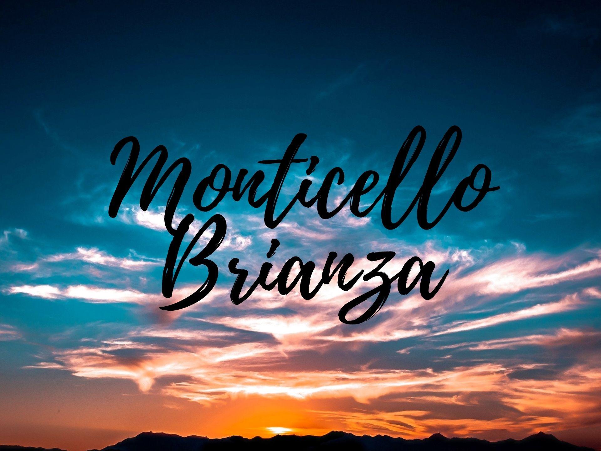 Monticello Brianza vendere ville