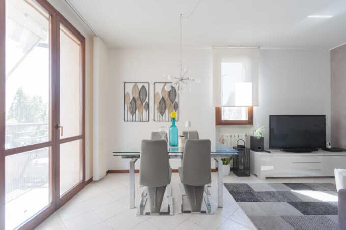 Appartamento in vendita a Busnago 4 locali